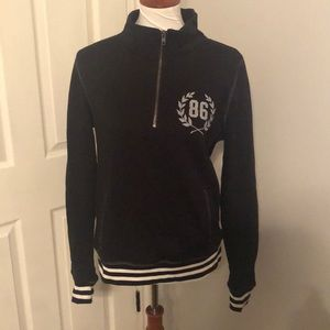 Women's 3/4 zip jacket